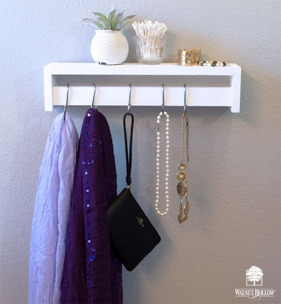 Bathroom Display Rack
