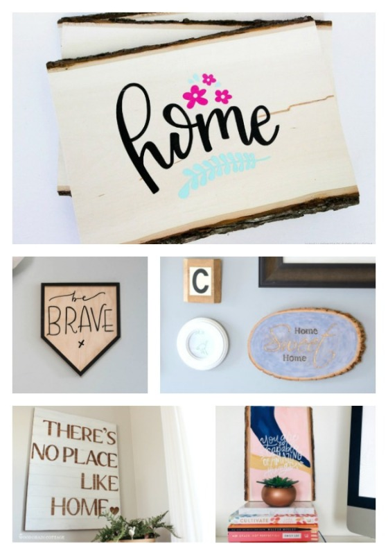 Inspirational Quotes For DIY Signs